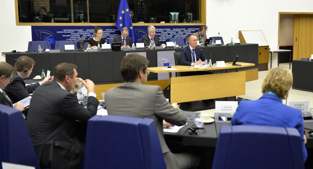 Intervención de Bernhard URL (Parlamento Europeo)