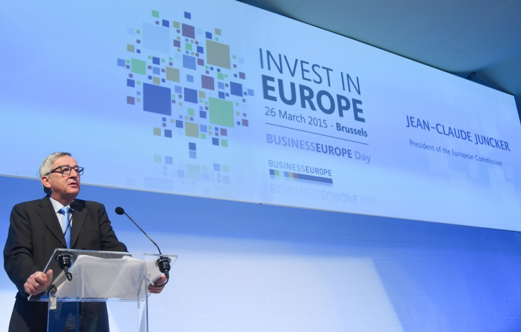 Juncker, Presidente de la Comisión Europea (Foto: Comisión Europea)
